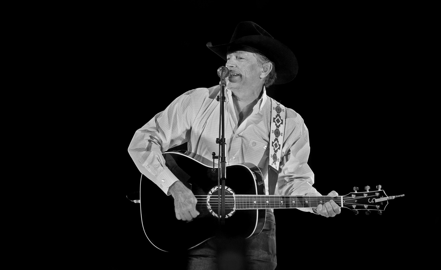 King George Strait