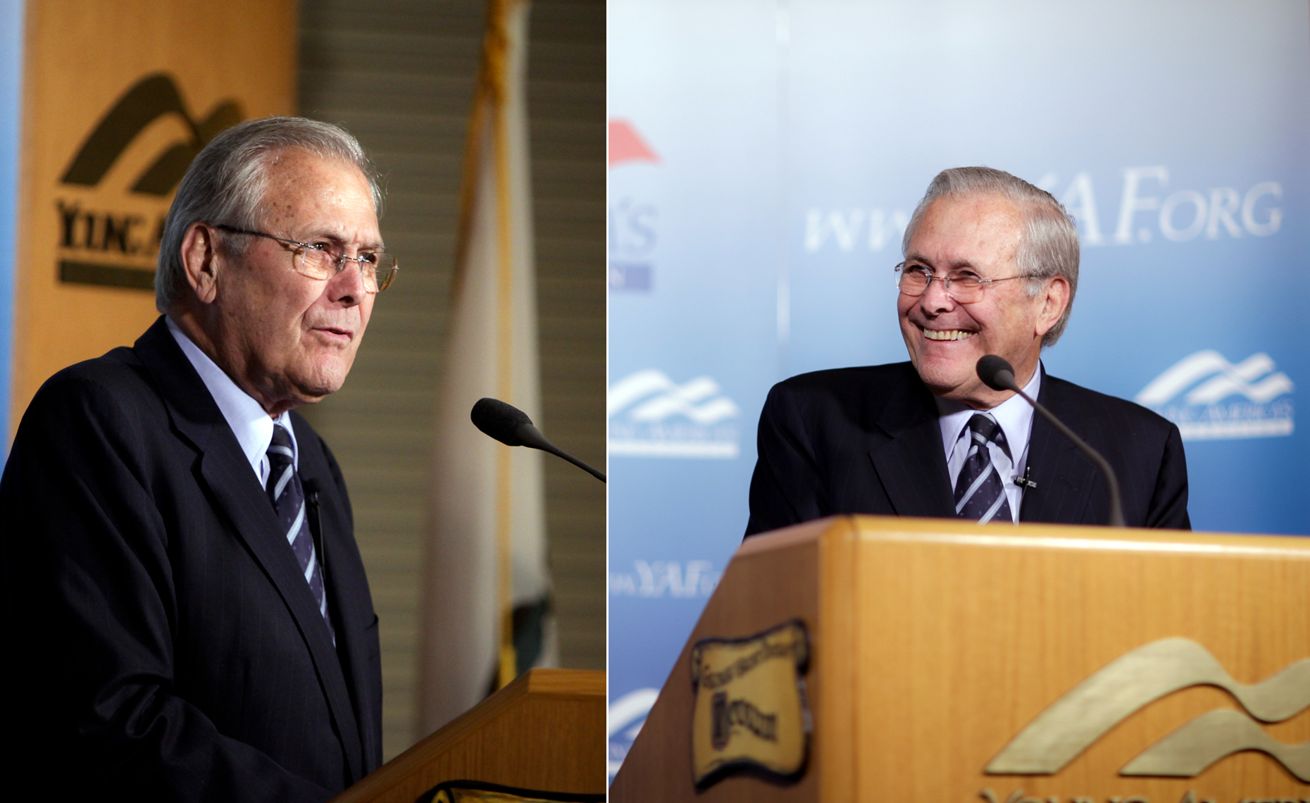 Donald Rumsfeld photo